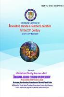 Innovative Trends in Teacher Education for the 21st Century PDF