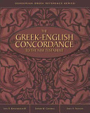 The Greek English Concordance to the New Testament PDF