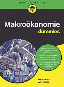 Makro  konomie f  r Dummies PDF