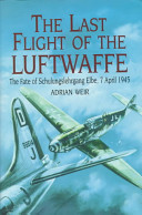 The Last Flight of the Luftwaffe Book