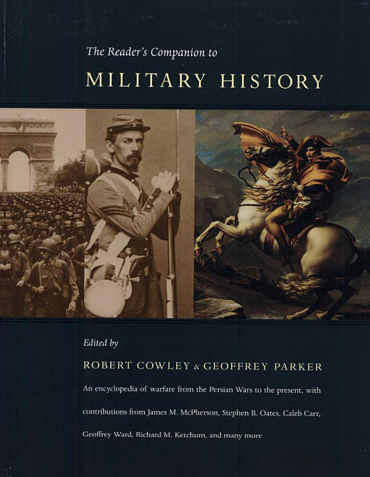 Readers Comp to Military History Pa