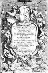 De piscibus libri V. et De cetis lib. unus