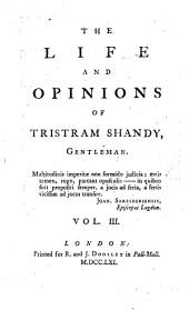 The Life and Opinions of Tristram Shandy, Gentleman: Volume 1