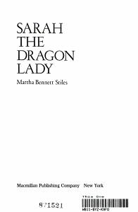 Sarah  the Dragon Lady PDF