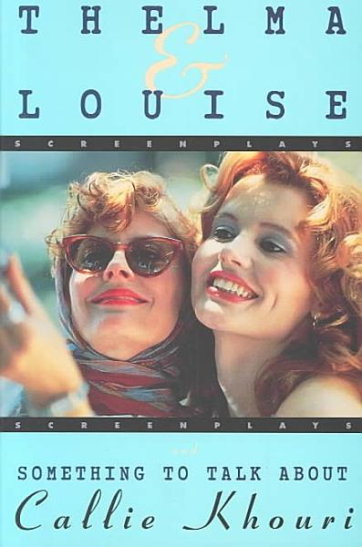Download Thelma   Louise Book