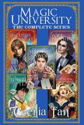 Magic University: The Complete Series: A Magical New Adult Romance Box Set