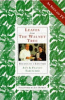 Leaves from the Walnut Tree PDF