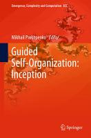 Guided Self Organization  Inception PDF