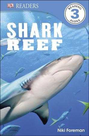DK Readers L3  Shark Reef PDF