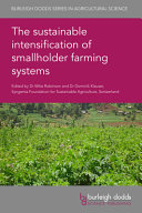 The Sustainable Intensification of Smallholder Farming Systems PDF
