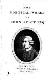 The Poetical Works of John Scott, Esq