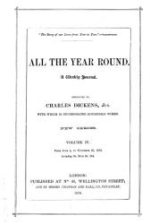 All The Year Round Book PDF