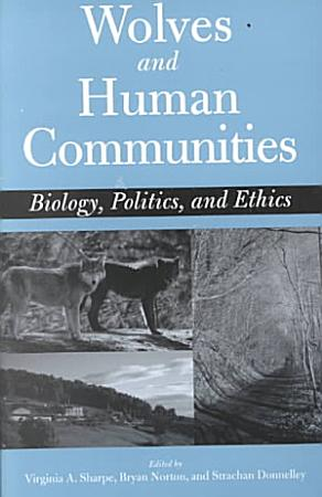 Wolves and Human Communities PDF