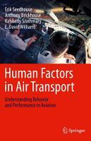 Human Factors in Air Transport PDF