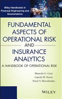 Fundamental Aspects of Operational Risk and Insurance Analytics PDF