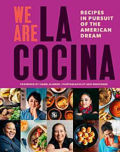 We Are La Cocina Book