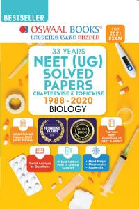 Oswaal NEET  UG  Solved Papers Chapterwise   Topicwise Biology Book  For 2021 Exam  PDF