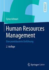 Human Resources Management: Eine praxisbasierte Einführung, Ausgabe 2