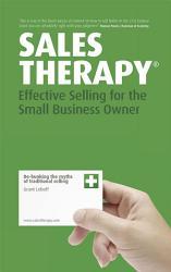 Sales Therapy PDF