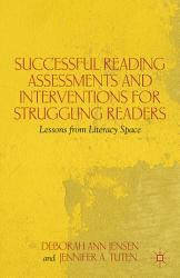 Successful Reading Assessments And Interventions For Struggling Readers Book PDF