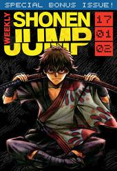 Weekly Shonen Jump 01/02/2017