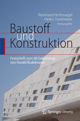 Baustoff und Konstruktion PDF