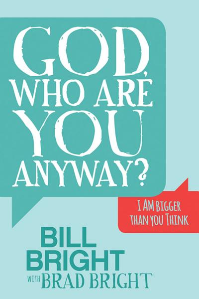 God, Who are You Anyway?