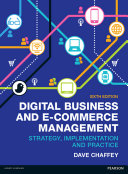 Digital Business and E-Commerce Management 6th edn PDF eBook