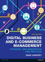 Digital Business and E Commerce Management 6th edn PDF eBook PDF
