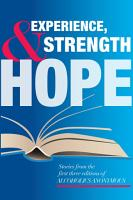 Experience  Strength and Hope PDF