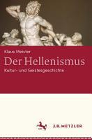 Der Hellenismus PDF