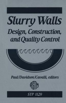 Slurry Walls PDF