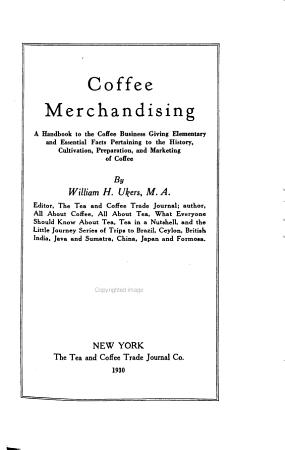 Coffee Merchandising PDF