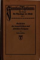 Geschichte der israelitischen und j  dischen Religion PDF