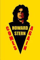 Howard Stern Comes Again an Unoffical Journal Book