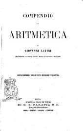 Compendio di Aritmetica