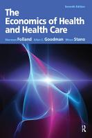 The Economics of Health and Health Care PDF