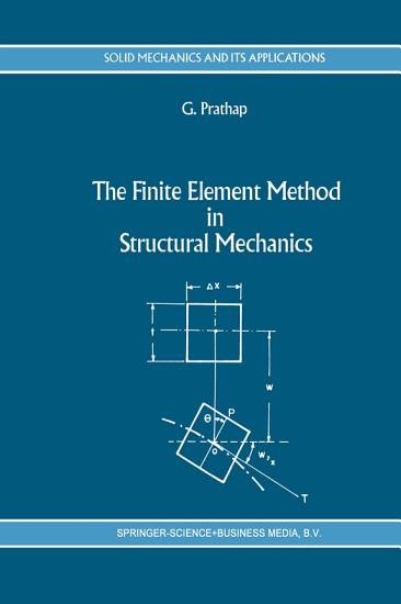 The Finite Element Method in Structural Mechanics PDF