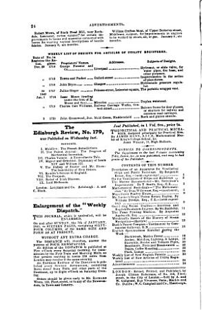 Mechanic s Magazine  Museum  Register  Journal   Gazette PDF