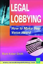 Legal Lobbying
