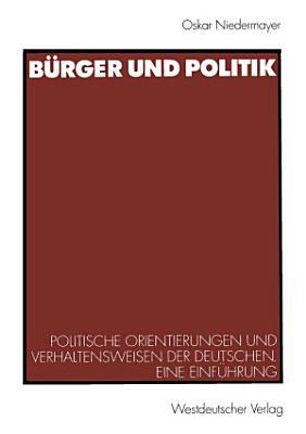 B  rger und Politik PDF