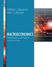 Macroeconomics: Principles and Policy: Edition 13