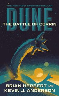 Dune  The Battle of Corrin Book