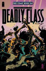 Fcbd 2019 Deadly Class Killer Set One Shot Net  Book PDF