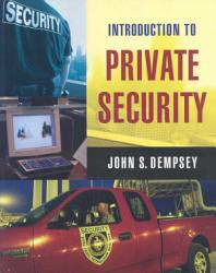 Introduction To Private Security Book PDF