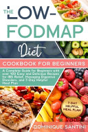 The Low Fodmap Diet Cookbook for Beginners Book