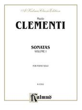 Seven Sonatas, Volume I: For Piano