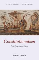 Constitutionalism PDF