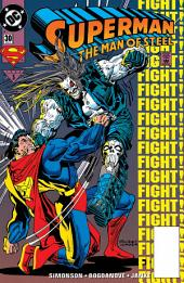 Superman: The Man of Steel (1991-) #30