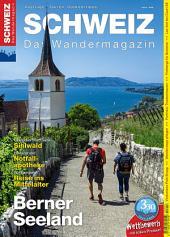 Berner Seeland: Wandermagazin SCHWEIZ 4_2015
